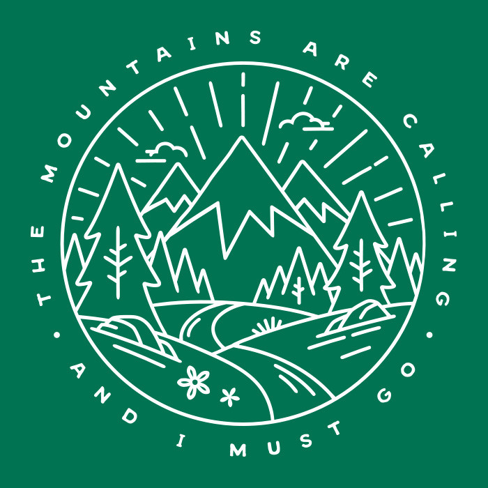 The Mountain Waits.